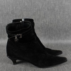 Prada Women's Ankle Boots Size 38.5
